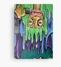 Hey Squirt Canvas Print