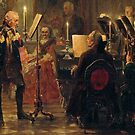 Flute Concert....Frederick the Great with C.P.E. Bach by edsimoneit