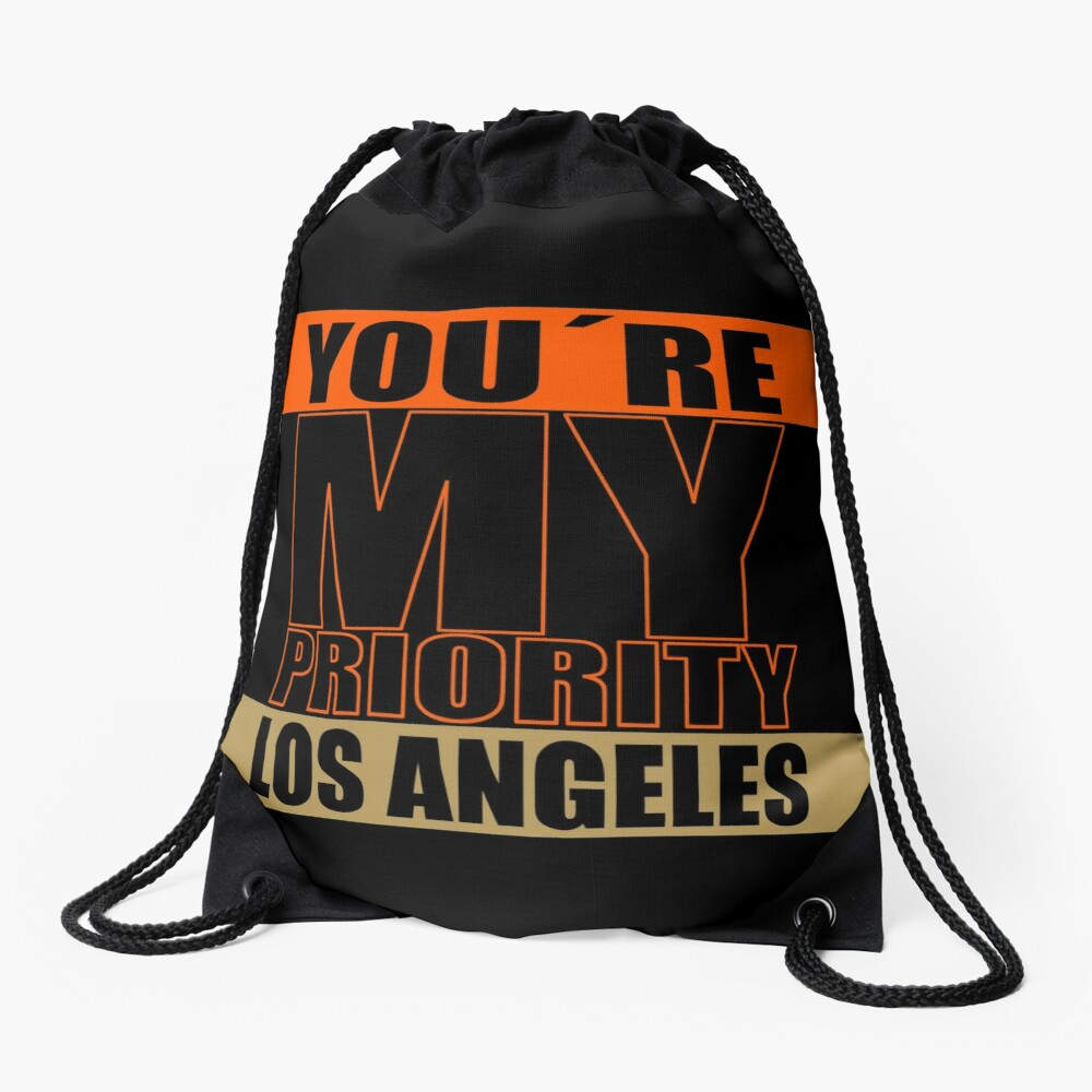 Los Angeles You are My priority fans sport Turnbeutel