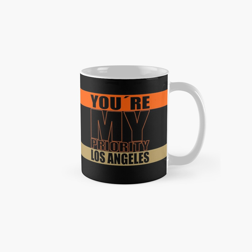 Los Angeles You are My priority fans sport Tasse