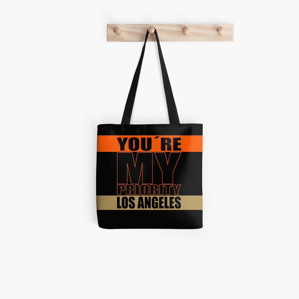 Los Angeles You are My priority fans sport Stofftasche