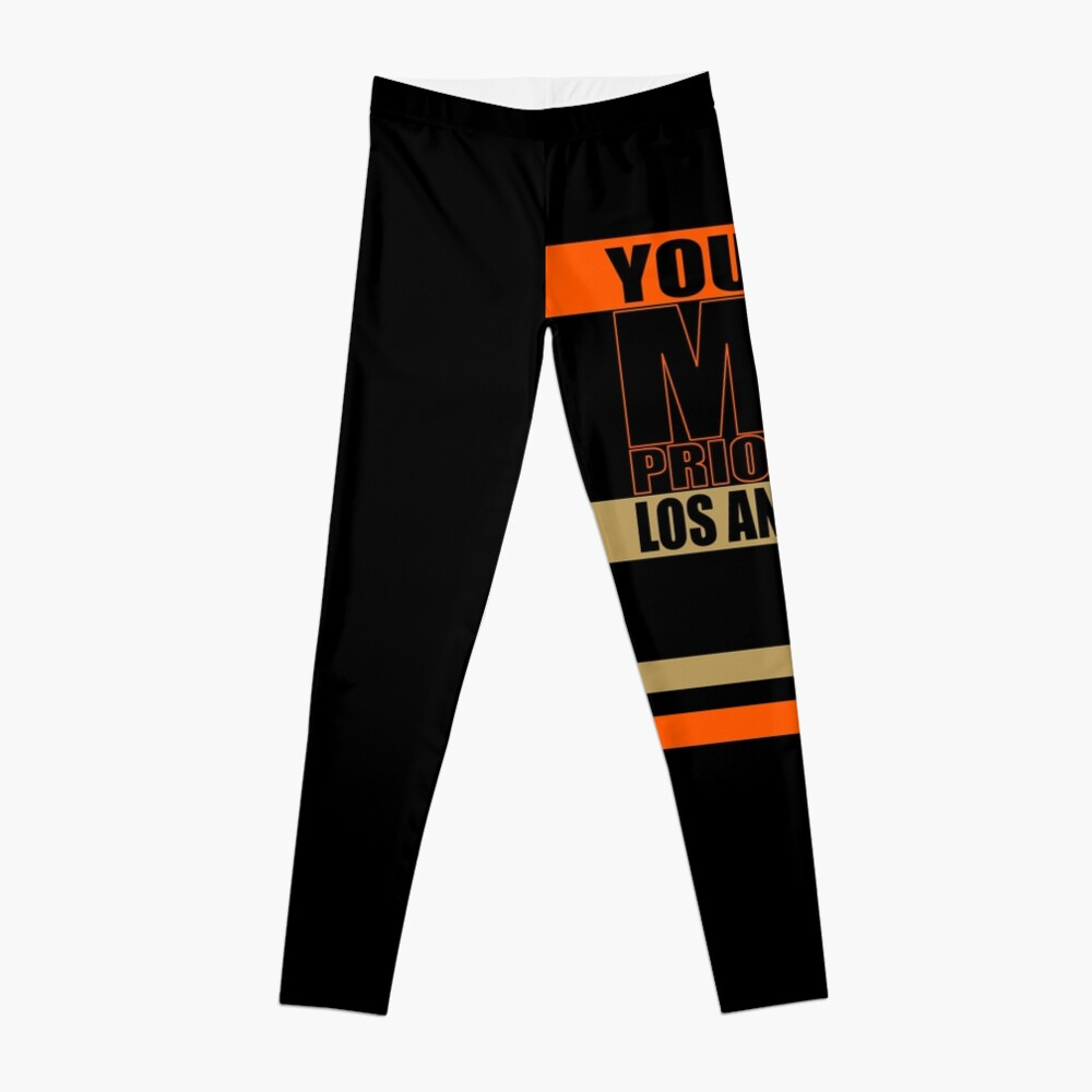 Los Angeles You are My priority fans sport Leggings
