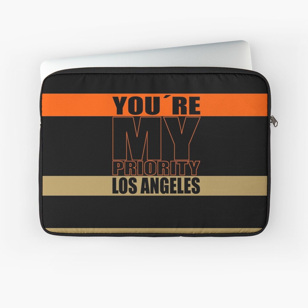 Los Angeles You are My priority fans sport Laptoptasche