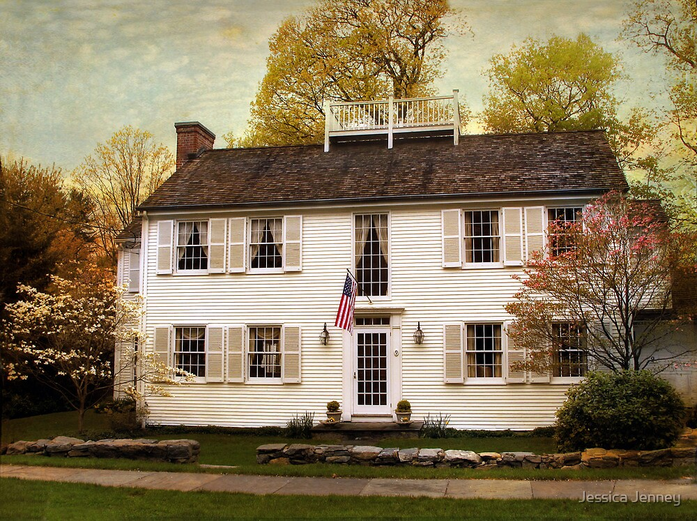 American Colonial by Jessica Jenney