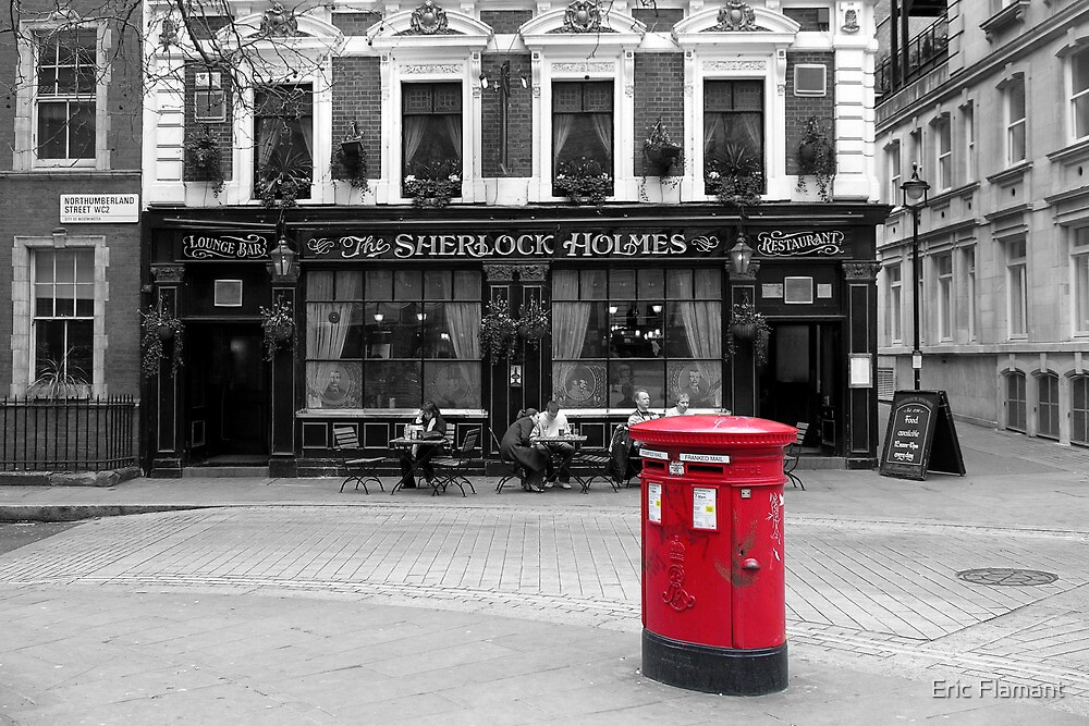 The Sherlock Holmes by Eric Flamant