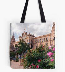 Plaza de España - Seville, Spain  Tote Bag