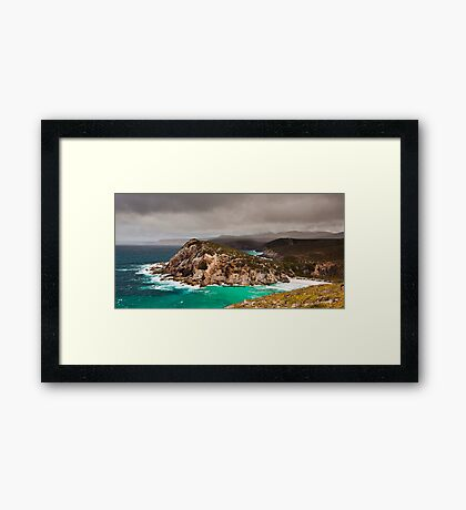 Pirate's Hide-Out Framed Print