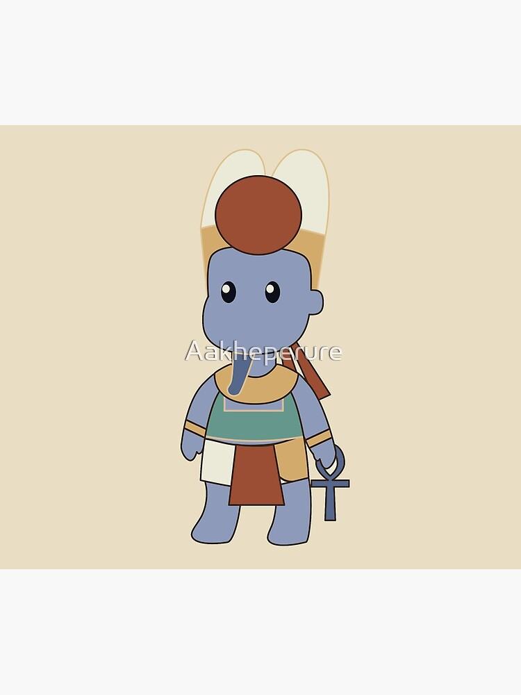 Tiny Amun by Aakheperure