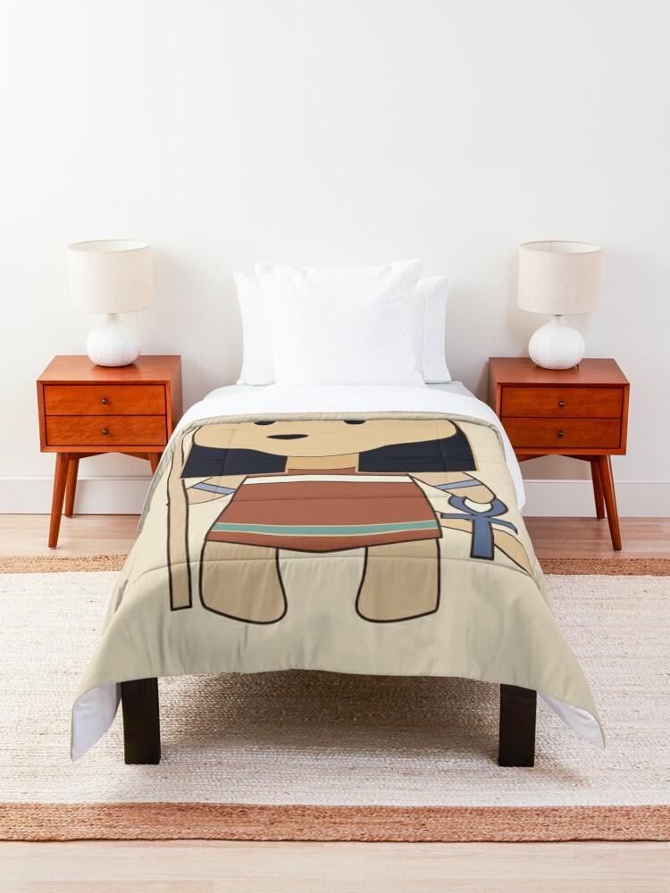 Alternate view of Tiny Sekhmet Comforter