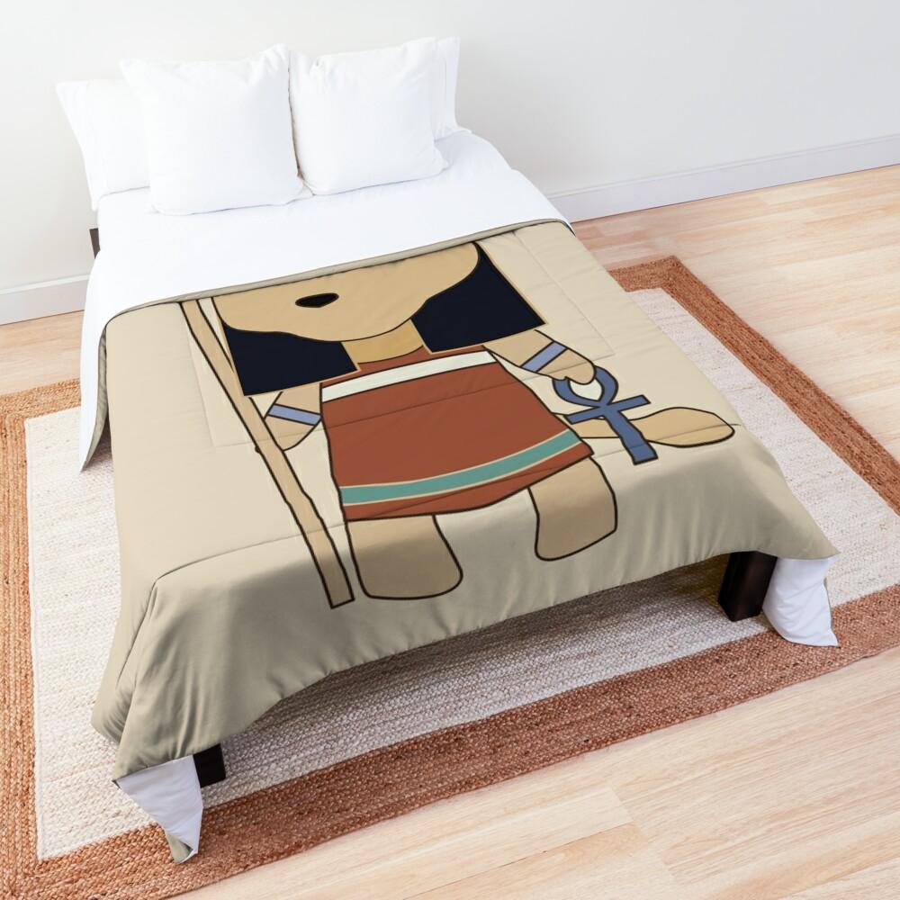 Tiny Sekhmet Comforter