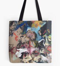 Non-Representational Art Hurts My Brain Tote Bag