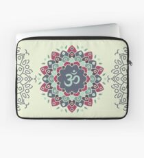 OM Mandala Laptop Sleeve