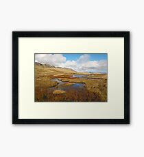 Crinkle Crags and Bowfell Framed Print