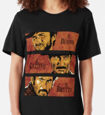 The Good, the Bad, and the Ugly Slim Fit T-Shirt
