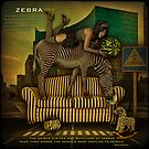 Zebra... or 'striping life'. by egold