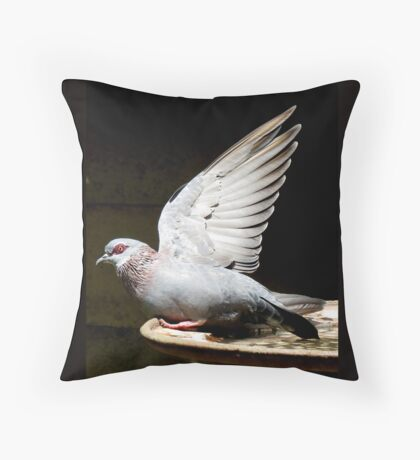 """""""Dance me to the end of love..."""" Throw Pillow"""