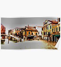 Pantalon, Venice Poster