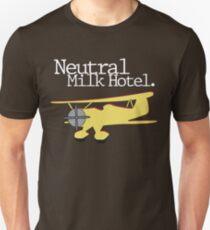 Neutral Milk Hotel - Aeroplane Slim Fit T-Shirt