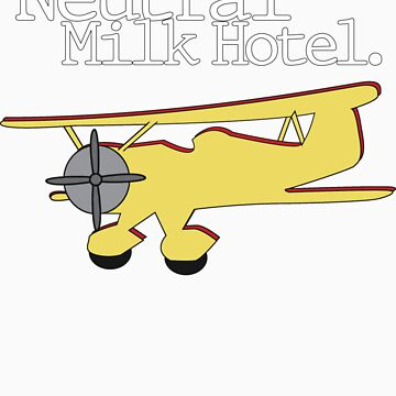 Neutral Milk Hotel - Aeroplane by mouseteeeeeth