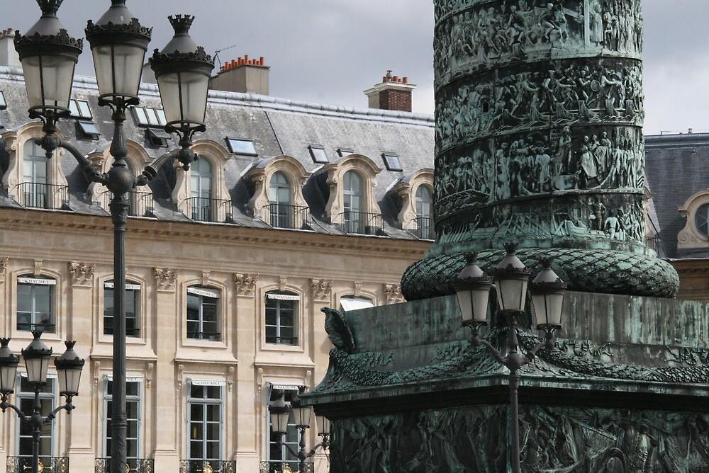 Place Vendome by DKphotoart
