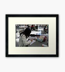Learn Framed Print