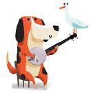 Dog 'n' Duck by Gareth Lucas