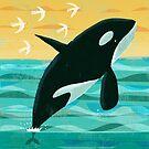 Killer Whale by Gareth Lucas