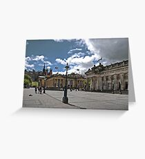 Art Galleries at The Mound Greeting Card