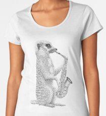 Sax Premium Scoop T-Shirt