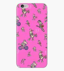 Zonkey Escape hot pink iPhone Case