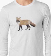 Fox on Sage Long Sleeve T-Shirt