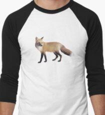 Fox on Sage Baseball ¾ Sleeve T-Shirt