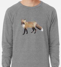 Fox on Sage Lightweight Sweatshirt