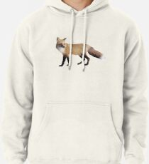 Fox on Sage Pullover Hoodie