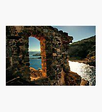 Ligurian Sun Photographic Print