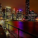Brisbane City by Kym Howard