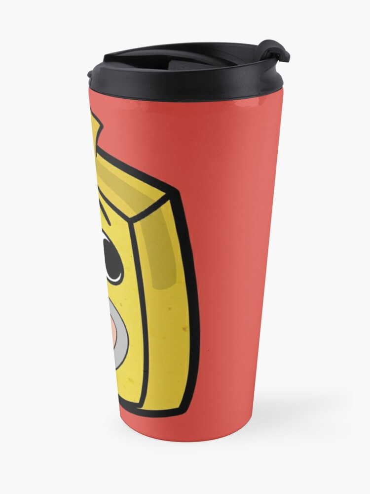 Alternate view of Banana Joe - The Amazing World of Gumball Boxheadz Travel Mug
