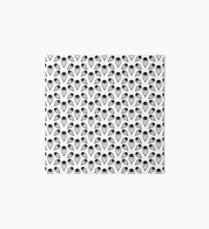 Plume (Patterns Please) Art Board Print