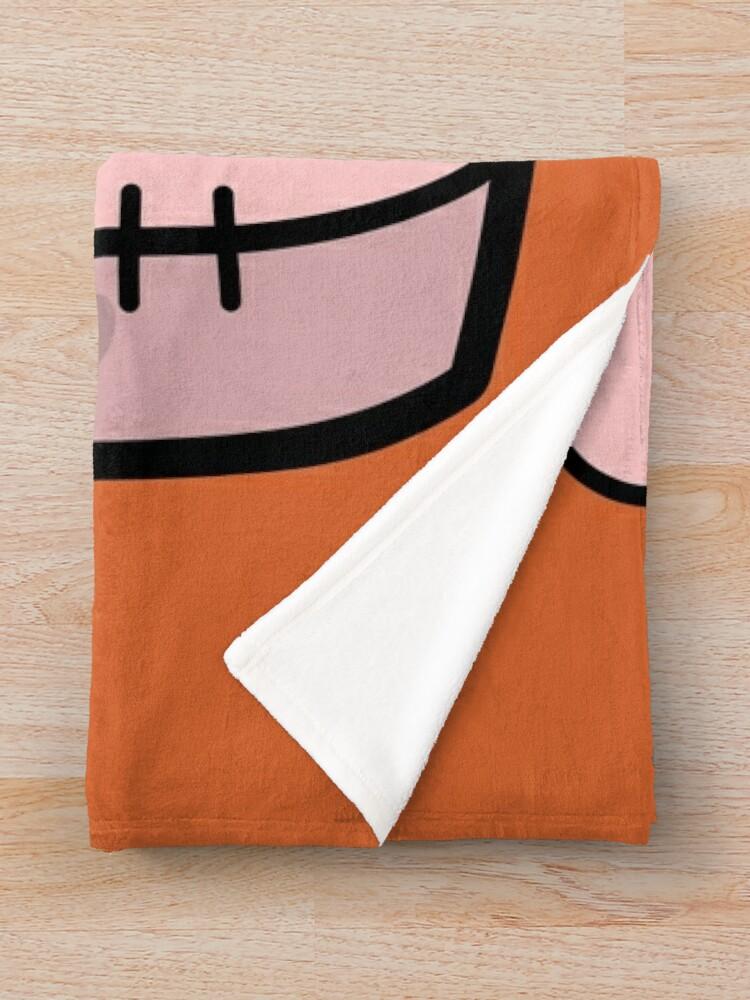 Alternate view of Richard Watterson - The Amazing World of Gumball Boxheadz Throw Blanket