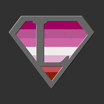 Super Lesbian by shaneisadragon