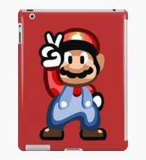 Mario 16 Bit iPad Case/Skin