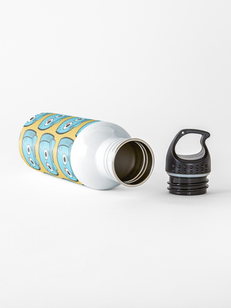 Alternate view of Gumball Watterson - The Amazing World of Gumball Boxheadz Water Bottle