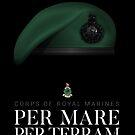British Royal Marines - Per Mare, Per Terram by nothinguntried