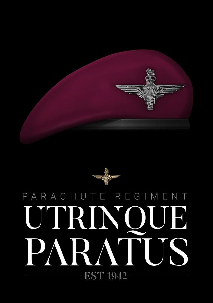 British Parachute Regiment - Utrinque Paratus by nothinguntried