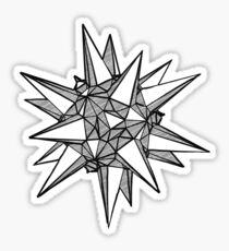 Geo Node One Sticker