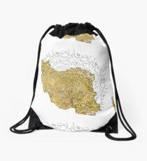 My Iran Drawstring Bag
