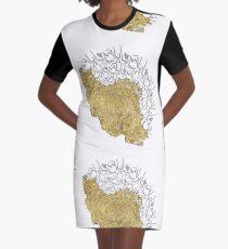 My Iran Graphic T-Shirt Dress