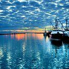 Aqua Marine by ClaytonPerry