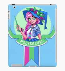 I was sorted into the Polysexual House iPad Case/Skin