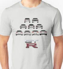 Nissan Skyline Black T-Shirt
